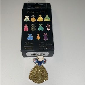 Loungefly Princess Dress from a blind box pin.